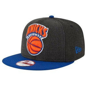 ニューエラ メンズ 帽子 キャップ【New Era NBA 9Fifty Logo Grand Snapback】Black