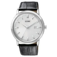 Citizen Men's BM7190-05A Eco-Drive Stainless Steel Date Watch【並行輸入】