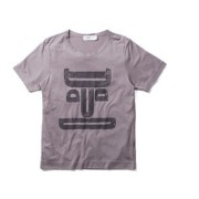 UR WORK NOT WORK WOODBLOCK 02 T-SHIRTS【アーバンリサーチ/URBAN RESEARCH Tシャツ・カットソー】