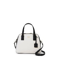 <kate spade new york(ケイト・スペード)> CAMERON STREET LITTLE BABE(PXRU7445) BLACKxCEMENT バッグ~~ハンドバッグ