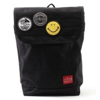 Emblems Bag -Emblem of SMILEY FACE- Gramercy Backpack【マンハッタンポーテージ/Manhattan Portage リュック】