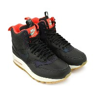 WMNS NIKE AIR MAX 1 MID SNKRBT RFLCT SEQUOIA/BLACK-BRGHT CRMSN-MNT ウィメンズ ナイキ エア マックス 1 ミッド スニーカーブーツ...