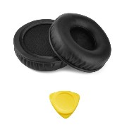Replacement Earpad for SONY MDR-NC6, AKG K518, K518DJ, K81, K518LE, Audio-Technica ATH-WS50...