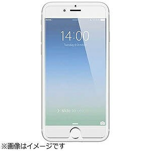 iPhone 7 Plus用ITG Silicate−Impossible Tempered G B4867(送料無料)
