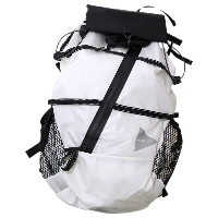 and wander(アンドワンダー)40L Backpack バックパック