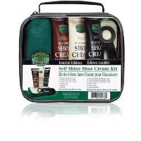 Moneysworth & Best Self Shine Cream Kit by Moneysworth and Best Shoe Care INC.