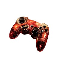 Afterglow Wireless Controller, レッド - PlayStation 3 「汎用品」(海外取寄せ品)
