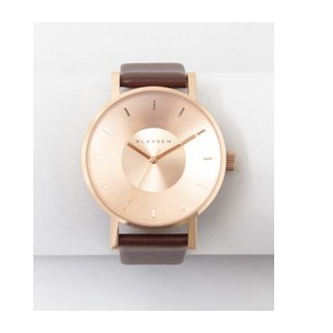 UR KLASSE14 VOLARE ROSEGOLD BROWN42mm【アーバンリサーチ/URBAN RESEARCH 腕時計】