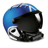 KASK〔カスク スキーヘルメット〕<2017>STYLE〔SKY BLUE/WHITE〕【送料無料】〔z〕