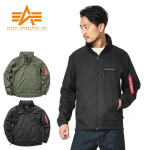 ALPHA アルファ TA1232 コールドパーカ LIGHT POLYESTER RIPSTOP