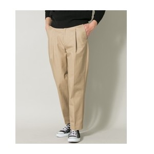 UR FREEMANS SPORTING CLUB JP ONE TUCK PANTS【アーバンリサーチ/URBAN RESEARCH その他(パンツ)】
