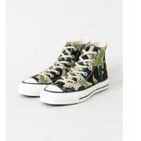 UR CONVERSE ALL STAR J83CAMO HI【アーバンリサーチ/URBAN RESEARCH スニーカー】