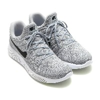 NIKE LUNAREPIC LOW FLYKNIT 2 (ナイキ ルナエピック ロー フライニット 2) WOLF GREY/BLACK-COOL GREY-PURE PLATINUM【メンズ...