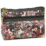レスポートサック ポーチ LESPORTSAC 7105 G146 BAMBI AND FRIENDS