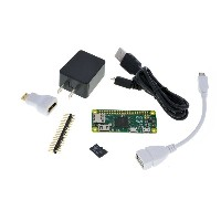 Raspberry Pi Zero Base Kit