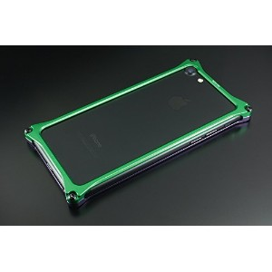 Solid Bumper for iPhone7 (EVANGELION Limited)エヴァンゲリオン初号機