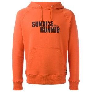 Ron Dorff - Sunrise Runner パーカー - men - コットン - XL