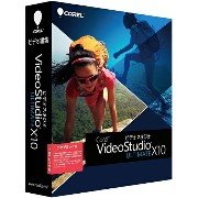 COREL VideoStudio Ultimate X10 アカデミック版 Win