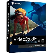 COREL VideoStudio Ultimate X10 通常版 Win
