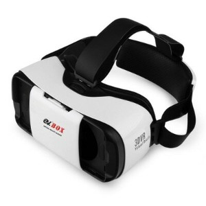 3D VRゴーグル VRヘッドセット 4.7-5.5インチ スマホ用 EV 3D VR Glass,Virtual Reality Headset for iPhone & Android