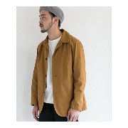 DOORS D'sh Washed Coverall JACKET アーバンリサーチドアーズ【送料無料】