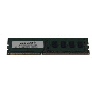 8GB Memory for QNAP NAS Servers TVS-EC1680U-SAS-RP DDR3 RAM モジュール (PARTS-クイック BRAND) (海外取寄せ品)