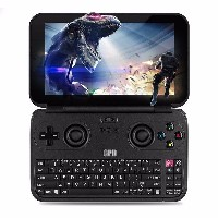 GPD WIN 黒 + 液晶保護フィルム付属 (Windows10 /5.5inch /IPS液晶 /Intel Atom X7 Z8750) (4GB/64GB)(USB Type-C /USB3...