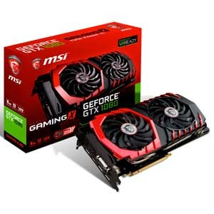 GTX 1080 GAMING X 8G【税込】 MSI PCI-Express 3.0 x16対応 グラフィックスボードMSI GeForce GTX 1080 GAMING X 8G ...