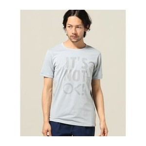 OUTERKNOWN / アウターノーン : ITS NOT OK TEE【ジャーナルスタンダード/JOURNAL STANDARD Tシャツ・カットソー】