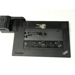 新しいミニドック MINI Dock Series 3 with USB 3.0 for Lenovo Thinkpad FRU 04W3940 [並行輸入品]