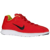 (取寄)ナイキ メンズ メイフライ ライト Nike Men's Mayfly Lite Bright Crimson Volt White Black
