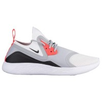 (取寄)ナイキ メンズ ルナチャージ Nike Men's Lunarcharge Wolf Grey White Black
