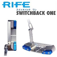RIFE【ライフ】スイッチバック ワン パターSWITCHBACK ONE・左有り