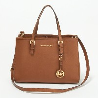 マイケル マイケルコース バッグ 2WAYバッグ MICHAEL MICHAEL KORS 30H3GTVT8L 230 LUGGAGE 【Jet Set Travel】