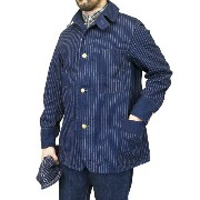 FREEWHEELERS フリーホイーラーズ GOLDEN SPIKE WORK COAT LATE 1890s 〜 STYLE WORK CLOTHING UNION SPECIAL...