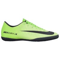 (取寄)ナイキ メンズ マーキュリアル ビクトリー 6 ic Nike Men's Mercurial Victory VI IC Electric Green Black Flash Lime...