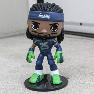 ファンコ Funko おもちゃ 【Funko Wobblers NFL Seattle Seahawks Richard Sherman Bobble Head 】