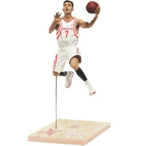 マクファーレントイズ McFarlane Toys おもちゃ 【McFarlane Toys Jeremy Lin Houston Rockets NBA Figure 】
