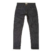 リネアペレ メンズ ボトムス ジーンズ【Linea Aiden Slim Fit Dark Wash Jean】Denim Dark Wash