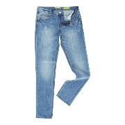 ヴェルサーチ メンズ ボトムス ジーンズ【Versace Slim fit light wash jeans】Denim Light Wash