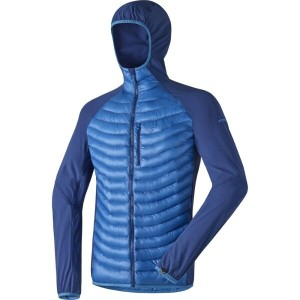 ダイナフィット Dynafit メンズ アウター ジャケット【Traverse Hybrid Primaloft Insulated Jacket】Sparta Blue