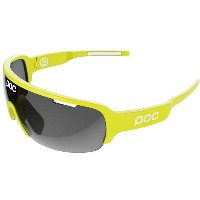 ピーオーシー POC メンズ サイクリング ウェア【DO Half Blade Limited Edition Sunglasses】Unobtanium Yellow