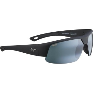 マウイジム Maui Jim メンズ アクセサリー サングラス【Switchbacks Interchangeable Sunglasses】Matte Black Rubber/Neutral...