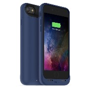 mophie juice pack air for iPhone 7 ワイヤレス充電機能付き バッテリーケース ブルー【日本正規代理店品】 MOP-PH-000149