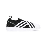 Adidas Originals - 'Mountaineering Superstar スリッポン - women - レザー/ナイロン/rubber - 9