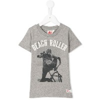 American Outfitters Kids Beach Roller Tシャツ