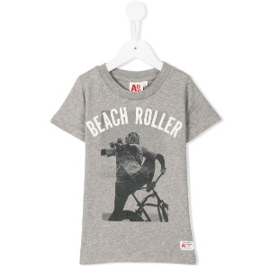 American Outfitters Kids - Beach Roller Tシャツ - kids - コットン - 12歳