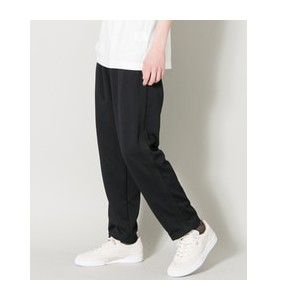UR URBAN RESEARCH iD TRACK JERSEY PANTS【アーバンリサーチ/URBAN RESEARCH メンズ その他(パンツ) BLACK ルミネ LUMINE】