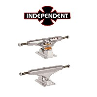 INDEPENDENT TRUCK/インディペンデント トラック【139 FORGED HOLLOW】【POLISHED STANDARD STG11】【Polished/RED】【2点セット】...
