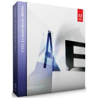 Adobe After Effects CS5.5 Macintosh版 (旧製品)